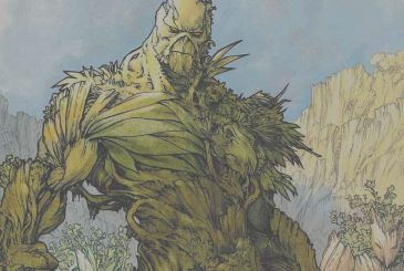 DC Universe: announced the streaming service and the tv series Swamp Thing!