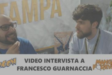 Video interview with Francesco Guarnaccia | Napoli Comicon 2018