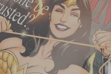 DC – Morrison and Paquette talk about Wonder Woman: Earth One Vol. 2