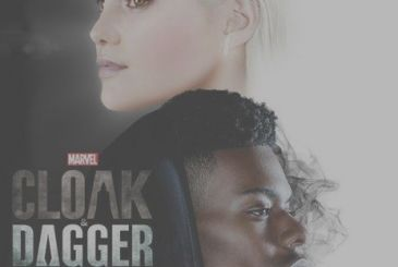 Cloak and Dagger: online the new poster of the TV series Marvel