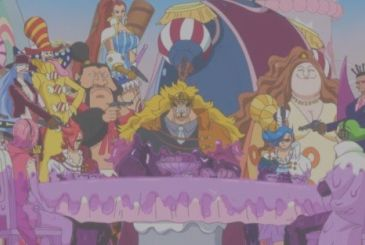 One Piece – Episode 835: Run, Luffy – SOS! Germa 66 | Review