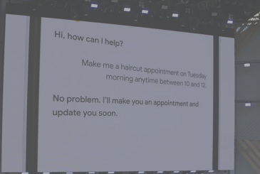 Google I/O 2018: the new ability of Google Assistant are amazing, listen to it to believe it