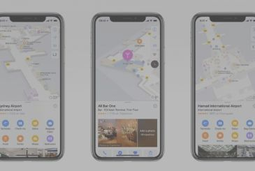 Apple adds Maps for indoor is a new airport and shopping centers