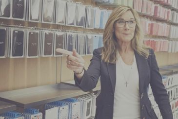 Angela Ahrendts joins the board of directors of Ralph Lauren