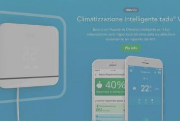 Tado° launched a new climate control Smart compatible with iPhone