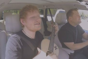 Carpool Karaoke will be available for free on the app TV
