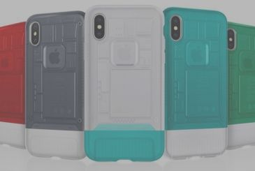 Spigen launches new cover for iPhone X inspired by the classic Apple design