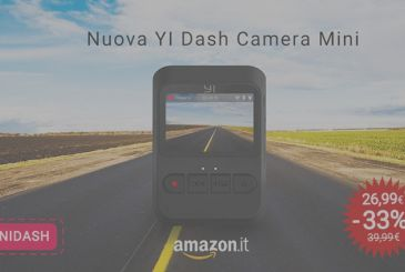 Yi has the new Dash Mini Room, in the launch offer at Amazon only for today