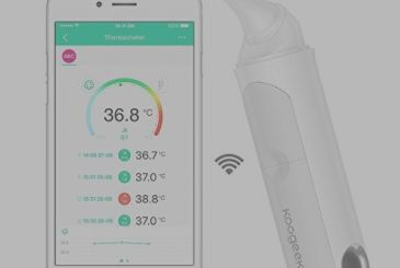 Thermometer smart flash 12.99€ with the discount code Amazon
