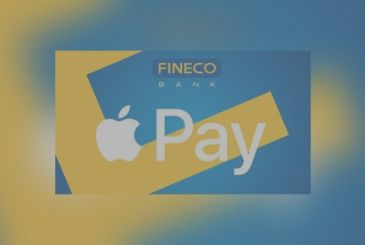 Fineco with Apple Pay, now finally available!