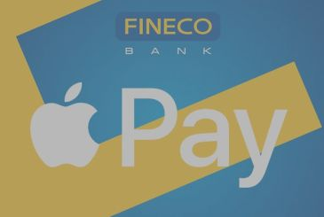 Fineco finally available officially on the Apple Pay