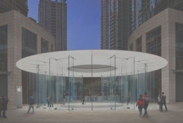 Apple twelfth among the brand's most popular in China