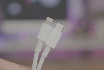 Apple lowers the price of the cable Lightning, USB-C 1 meter