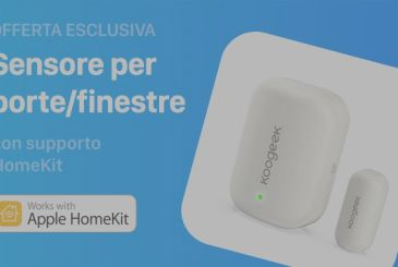 Sensor for doors and windows, HomeKit and Electrostimulator intelligent discount for our users