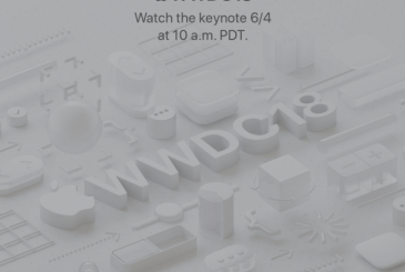 Confirmed the live streaming of the keynote opening of WWDC 2018