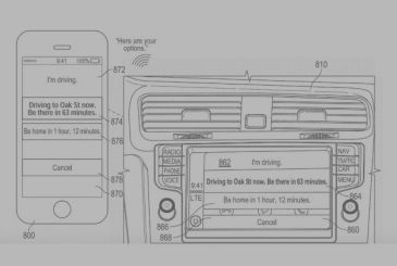 Siri creates for us the reply message when you reject a call , here is the new patent Apple