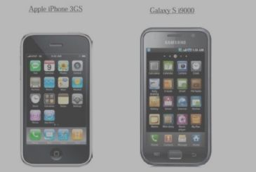 Samsung will have to pay 539 million dollars to Apple for infringement of patents iPhone