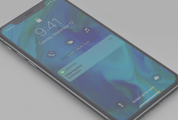 The Lockscreen of iOS 12, with integration to the Complications | Concept