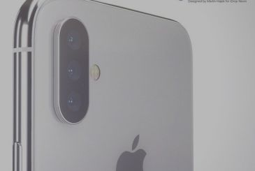 In 2019, three iPhone with OLED screens and new for the triple camera