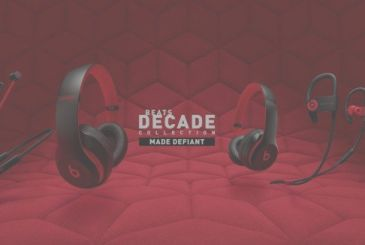 Apple is celebrating 10 years of Beats by Dr. Dre with a special collection