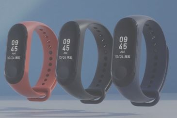 Xiaomi introduces Mi Band 3: low price and 20 days of autonomy
