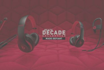 "10 years of Beats: Apple has the headphones in the limited edition ""Decade Collection"" [Video]"