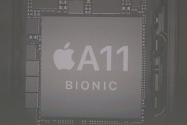 The chip A11 Bionic is still a record against the competition