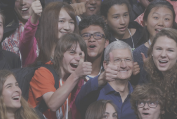 The WWDC makes up the title of Apple in record numbers