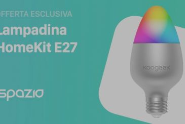 Koogeek: LED Bulb colors with WiFi in exclusive offer for our users