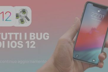 All of the Bugs and problems of iOS 12 collected in a single article continuously updated
