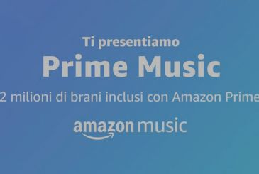 Amazon launches Prime Music, the music streaming service is included free in your subscription First