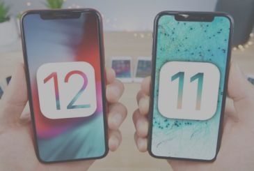 IOS 12 is fast. Here is a comparative test with iOS 11.4 on ALL iphones (even the older) [Video]
