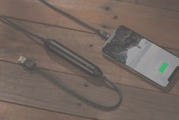 Nomad launches, the Lightning cable with built-in battery for iPhone