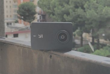 YI Discovery, here is the new action camera 4K low cost