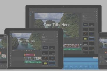 Adobe Project Rush, a new tool of video editing, multi-platform