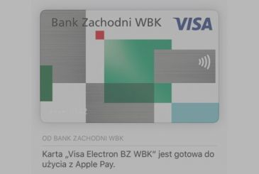 Apple Pay arrives in Poland