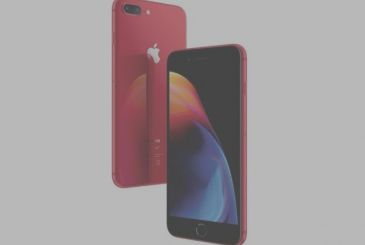 IPhone 8 Plus (PRODUCT)RED Special Edition to 777€ on Amazon