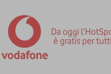 Vodafone is offering from today the Tethering free of charge to all their customers!