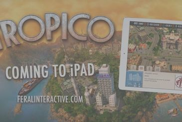 Tropico, the famous management game coming soon on iPad [Video]
