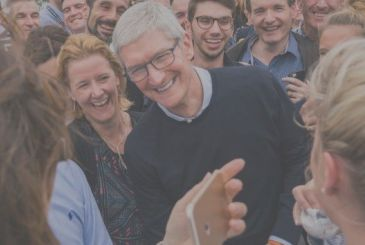 Tim Cook talks about Apple's future in Ireland