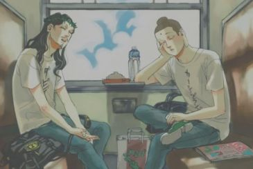 Saint Young Men: on Youtube a mini-episode live-action VR