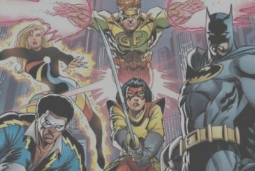 DC – Geoff Johns to work on the... the Outsiders?!