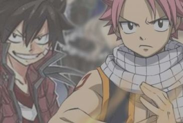 Fairy Tail and Edens Zero illustrated collection by Hiro Mashima