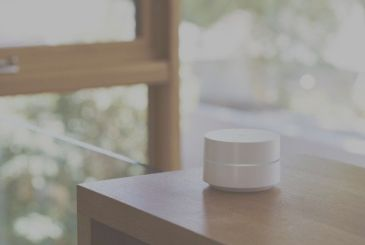 Google WiFi is also available in Italy