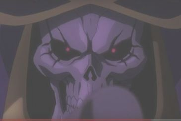 Overlord, the new promotional video of the third season of the animated