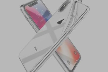 Housing UltraFlex and film tempered glass Syncwire for iPhone X
