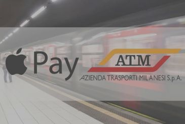 The metropolitan area of Milan embraces contactless technology: the card you pay with Apple Pay! [Video]