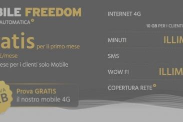 Fastweb: check out the new offerings in the mobile and smartphone