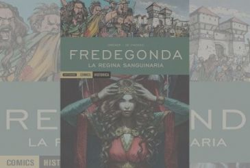 Fredegunda, Queen Bloody – Historica Vol. 68 | Review