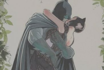 DC reveals in advance the events of the wedding of Batman and Catwoman